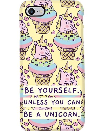 Colorful Unicorn Phone Case Maker Featuring