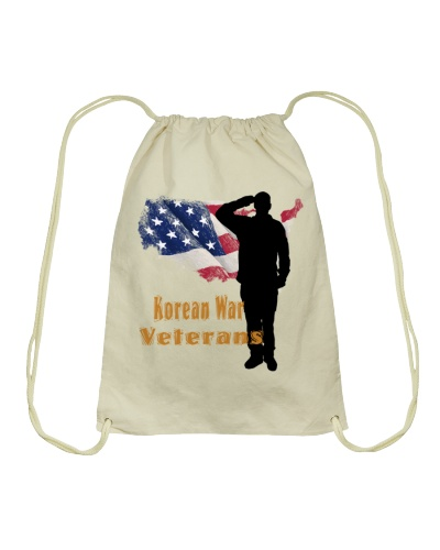 National Korean war veterans armistice day bag