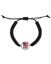Korean War Veterans Gifts Cord Circle Bracelet thumbnail