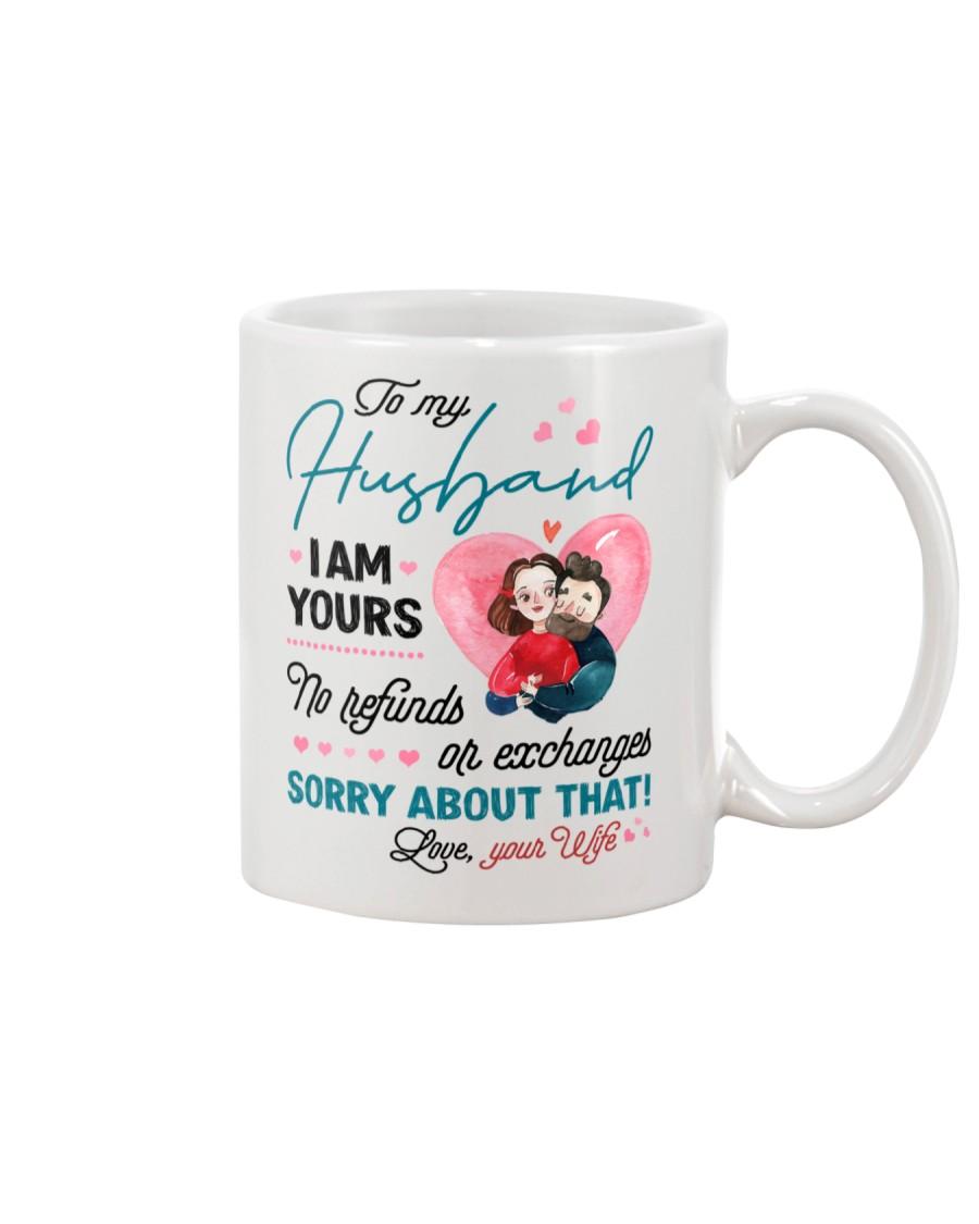 I AM YOURS Mug