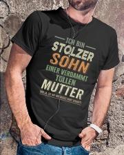 ICH BIN STOLZER SOHN Classic T-Shirt lifestyle-mens-crewneck-front-4