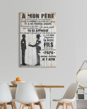 A MON PERE 20x30 Gallery Wrapped Canvas Prints aos-canvas-pgw-20x30-lifestyle-front-05