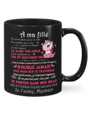 A MA FILLE Mug front