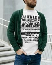 JA JEG ER EN FORKÆLET MAND Classic T-Shirt apparel-classic-tshirt-lifestyle-front-107