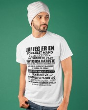 JA JEG ER EN FORKÆLET MAND Classic T-Shirt apparel-classic-tshirt-lifestyle-front-86