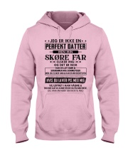JEG ER IKKE EN PERFEKT DATTER Hooded Sweatshirt thumbnail