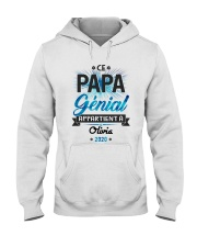 CE PAPA GENIAL APPARTIENT A  Hooded Sweatshirt thumbnail