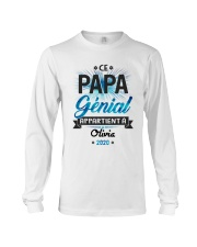 CE PAPA GENIAL APPARTIENT A  Long Sleeve Tee thumbnail