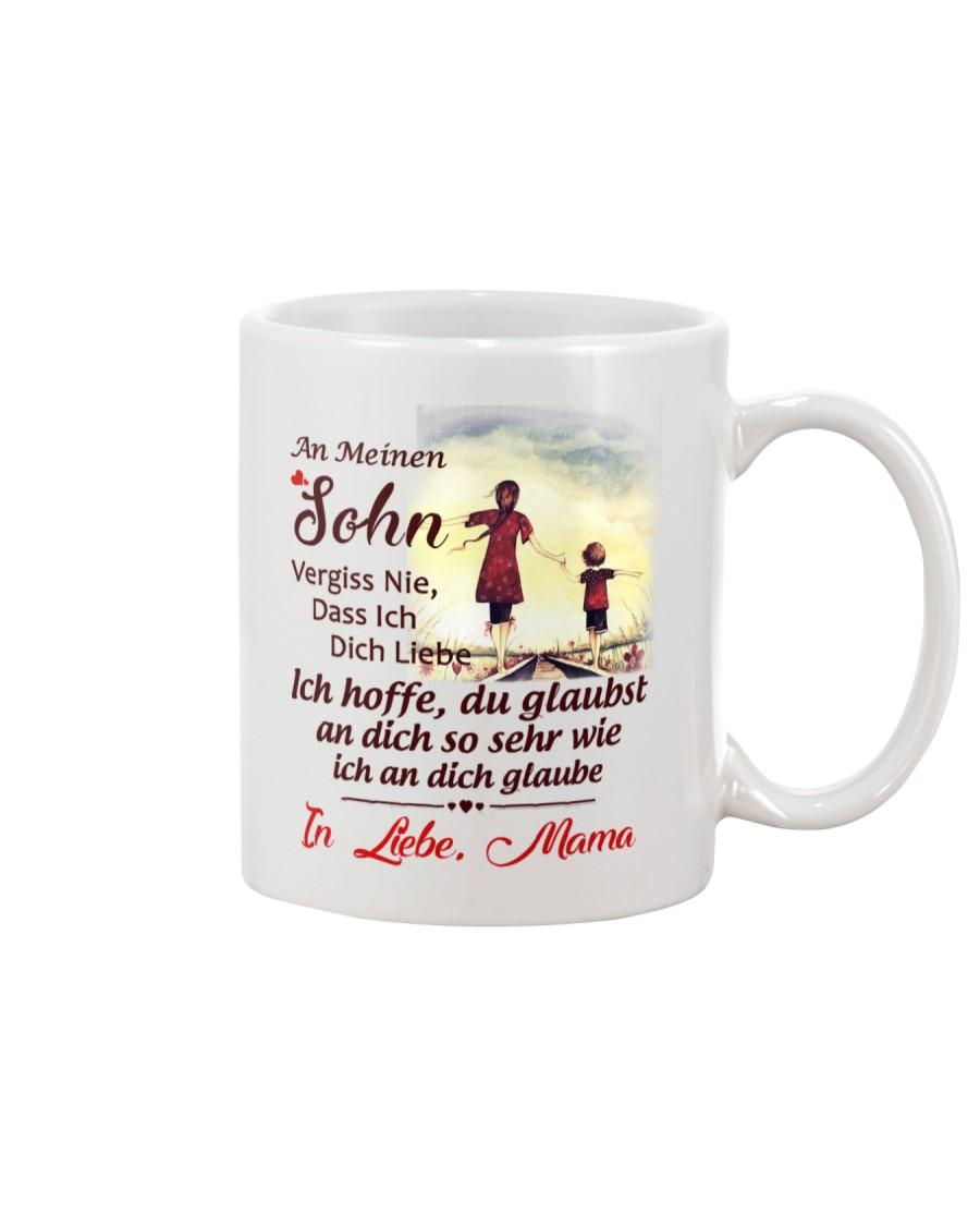 AN MEINEN SOHN Mug