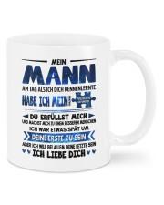 MEIN MANN Mug front
