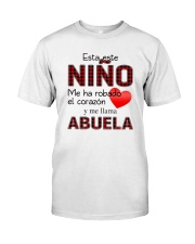 ESTA ESTE NINO  Classic T-Shirt front