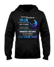 A MI PRECIOSA HIJA Hooded Sweatshirt thumbnail