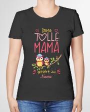 DIESE TOLLE MAMA Premium Fit Ladies Tee garment-premium-tshirt-ladies-front-01