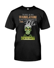 A  MA FILLE Classic T-Shirt front