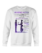 AN MEINE MUTTER Crewneck Sweatshirt thumbnail