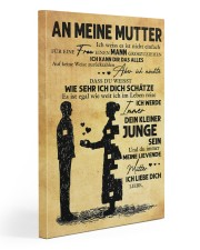 AN MEINE MUTTER  20x30 Gallery Wrapped Canvas Prints front