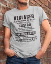 BEKLAGER JEG TILHORER Classic T-Shirt apparel-classic-tshirt-lifestyle-26