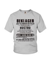 BEKLAGER JEG TILHORER Youth T-Shirt thumbnail