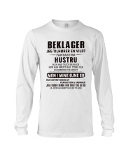 BEKLAGER JEG TILHORER Long Sleeve Tee thumbnail