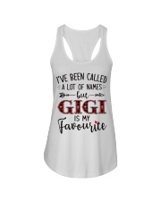 I'VE BEEN CALLED A LOT OF NAMES BUT GIGI Ladies Flowy Tank thumbnail