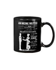 AN MEINE MUTTER Mug front