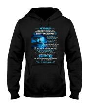 MY MAN Hooded Sweatshirt thumbnail