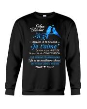 MON AMOUR Crewneck Sweatshirt thumbnail