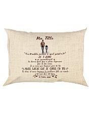 MA FILLE Rectangular Pillowcase front