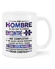 MI HOMBRE Mug front