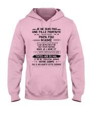 JE NE SUIS PAS UNE FILLE PARFAITE Hooded Sweatshirt thumbnail
