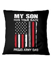 MY SON Square Pillowcase thumbnail