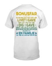 BONUSFAR Classic T-Shirt back
