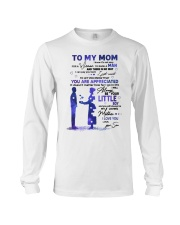 TO MY MOM Long Sleeve Tee thumbnail
