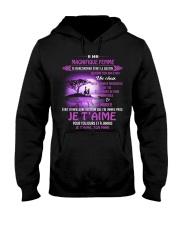 A MA MAGNFIQUE FEMME Hooded Sweatshirt thumbnail