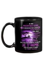 A MA MAGNFIQUE FEMME Mug back