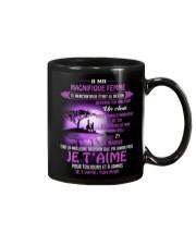 A MA MAGNFIQUE FEMME Mug front