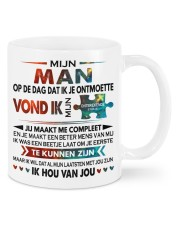 MIJN MAN Mug front
