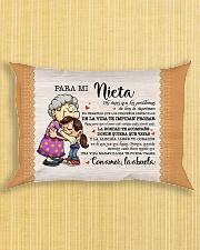 PARA MI NIETA Rectangular Pillowcase aos-pillow-rectangle-front-lifestyle-6