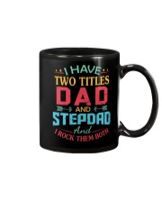 I HAVE TWO TITLES DAD Mug thumbnail
