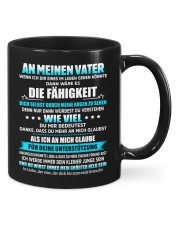 AN MEINEN VATER Mug front