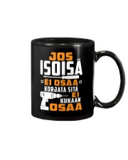 JOS ISOISA EI OSAA Mug thumbnail