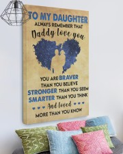 TO MY DAUGHTER 20x30 Gallery Wrapped Canvas Prints aos-canvas-pgw-20x30-lifestyle-front-02