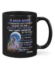 A MON MARI  Mug front