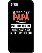 ZE NOEMEN ME PAPA Phone Case thumbnail