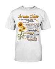 AN MEINE MUTTER Classic T-Shirt thumbnail