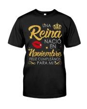 UNA REINA  Classic T-Shirt thumbnail