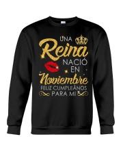 UNA REINA  Crewneck Sweatshirt front