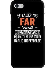DE KALDER MIG FAR Phone Case thumbnail
