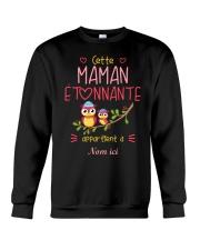 CETTE MAMAN ETONNANTE Crewneck Sweatshirt thumbnail