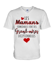 LES MAMANS FORMIDABLES V-Neck T-Shirt thumbnail